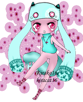 Grinner Misk Adoptable (open) by KiraCat16