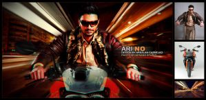 arman omidi 1 by arsalan-design