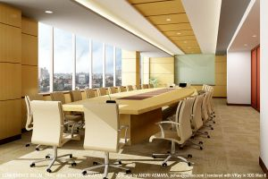 Meeting Room - Office by pohaa