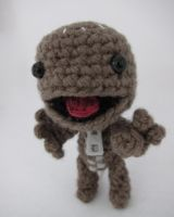 Sackboy 01 by nsdragons