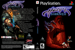 PS2 style Heart of Darkness fan cover by AntarcticRainbow
