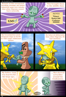 An Alien's Tail: Page 18 by Fishlover