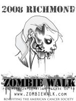 zombie poster2 by SlaterAW