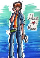 nelson hearts music by gwingangel