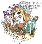 Drink Me : In Color by lavonne