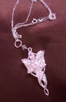 my new evenstar by Mirania666