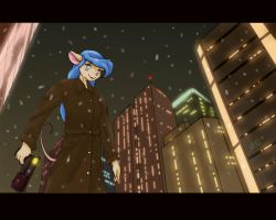 Winter in the City by Gibbo18