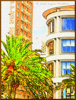 Canvas on San Francisco by jltrafton