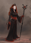 Red Queen by ThroughSpaceAndTime