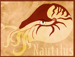 Commission- Nautilus by CarrieExMachina