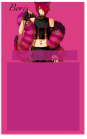 PC: Boris journal Skin 2 by The-Insane-Puppeteer