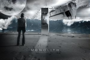 Monolith by pixelscorched