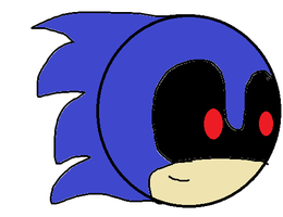 Sonic.exe by LASER-JAY123