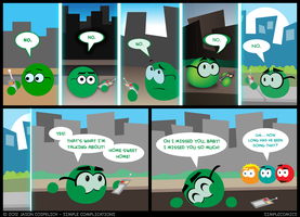 SC282 - Travel In Style 7 by simpleCOMICS