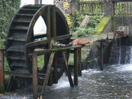 old Water Mill6 by Susannehs