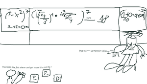 Lovely Math lesson by fear555svk