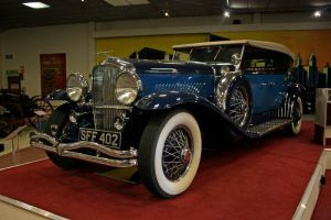 Duesenberg Model J by smevcars