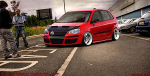 Volkswagen Polo Euro Style by phantondesign