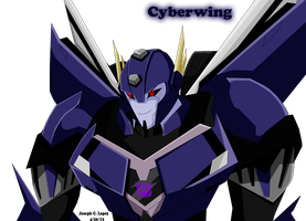 Transformers PRIME Cyberwing by Cyberwing013