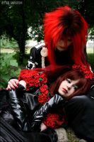 Die and Shinya - Garden I by doctor-surgeon