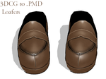 MMD- Loafers -DL by MMDFakewings18