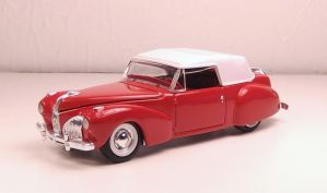 Racing Champions 1941 Lincoln Continental by Firehawk73-2012