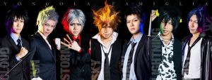 KHR ~Ten Years Later~ - The Vongola Family by nutcase23