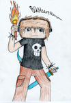 My Minecraft skin by BlackArrow14