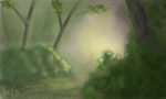 Practice forest critique please by byrch