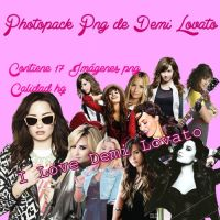 Photopack PNG de Demi Lovato by MaguiEditionsLove