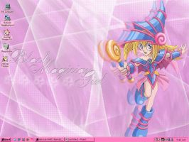 Magician Pink by Illyriailly