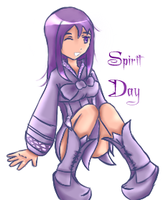Spirit Day Dini Contribution by yaoi-girl-inu