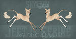 Skylark Fawn Design by hartandhind