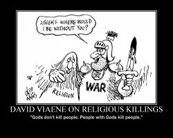 David Viaene on religious killings by fiskefyren