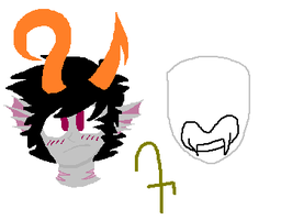 Enrajo Kentar fantroll (account might be made) by h-eir-of-b-reath