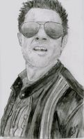 Johnny Knoxville by MailboxArsonal