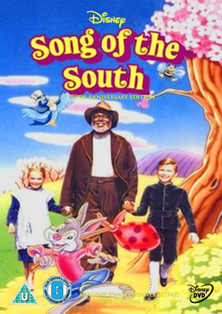 The Song of the South Disney DVD Cover by TomArmstrong20