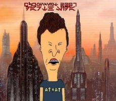 Darth Butthead by sheher