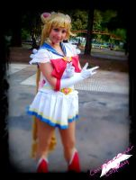 Super Sailor Moon Cosplay by Conejita-de-la-Luna