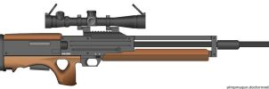 Weapon Request: Black Ops WA2000 for binaralcobra by Super6-4