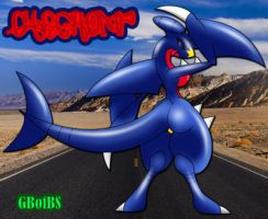 Garchomp by GB-of-BS