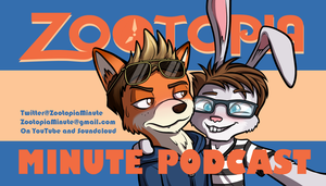 Zootopia Minute Podcast by SouthParkTaoist