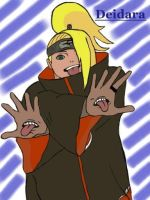 Deidara by DemonOfMist97