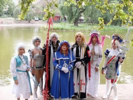 Trinity Blood - Hungary by hbdudu