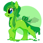 Twiggy's Little Pony Adoptable #20 [Closed] by Twisted-Severity