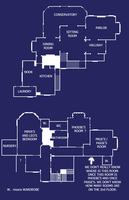 Charmed house blueprint by caris94