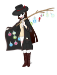 Traveling Merchant Design Contest: Cora by Nightmare3614