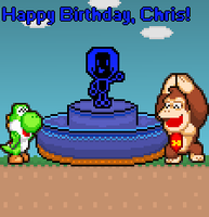 Happy Birthday, PxlCobit! (Gift for PxlCobit) by Ryanfrogger