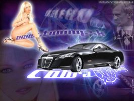 Wallpaper of Maybach Exelero by TuningmagNet