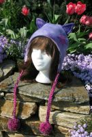 Twilight Sparkle - My Little Pony hat by limejutsu